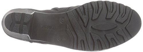 Rieker Bottines 01 noires pour Schwarz femmes Y8023 Zqqvxz