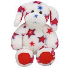 venta al por mayor barato Patriotic Patriotic Patriotic Pup US by Build A Bear  productos creativos