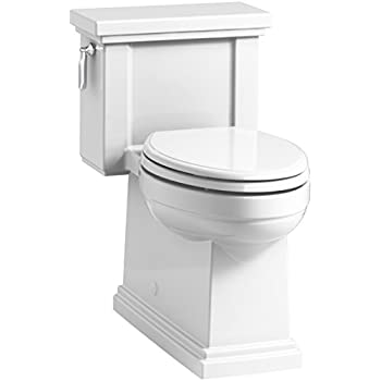 Kohler K 3981 0 Tresham Comfort Height Compact Elongated 1