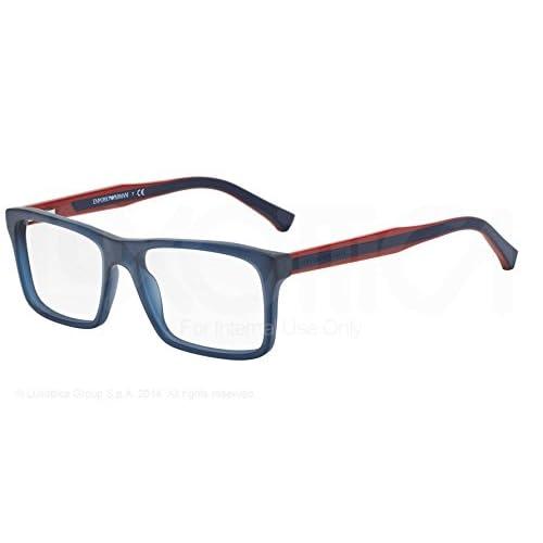 c73d6c7d1c Emporio Armani MOD. 3002 (53 mm), Gafas de Sol para Hombre, Matte ...