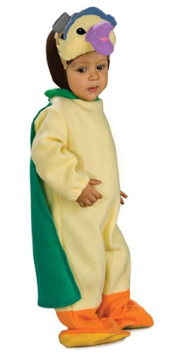 Wonder Pets Ming Ming Duckling Child Costume (Duckling Costume)