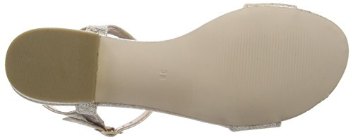Miss KG Ruby, Bout Ouvert Femme Beige (Beige Comb 43)