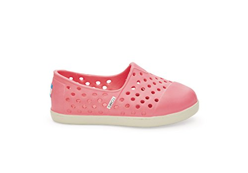Toms Pink Eva Injection Tiny Classic Rompers 10005043 (SIZE: 11D)