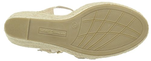 Sandales Tailor Tom Femme 9695307 Beige xEB77wRqC