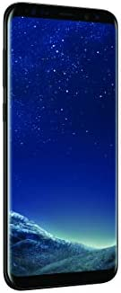 Samsung Galaxy S8+ Certified Pre-Owned Factory Unlocked Phone - 6.2Inch Screen - 64GB - Midnight Black (U.S. Version) (Renewed)