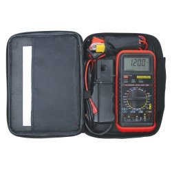 Deluxe Multimeter Kit - Automotive Meter with RPM and Temperature, new ()