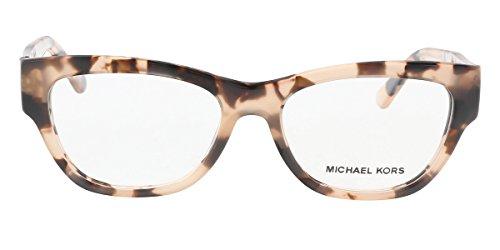 3e6e3829fd Michael Kors MK4037 3026 Eyeglasses Pink Tortoise
