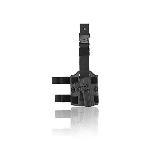 Cytac-DLP Combo Tactical Drop Leg Holster for Hi Point Sig Sauer 1911 Beretta CZ HK Hi-Power XDS XD40 XD45 ... B07 (Sig Sauer P320)