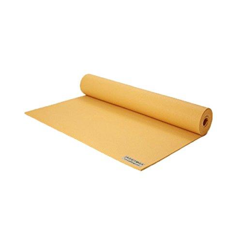 JadeYoga armonía 71 cm Yoga Mat, Saffron: Amazon.es ...