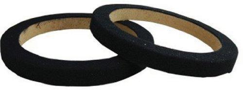 Audiopipe RING08CBK Nippon 8in Wood Speaker Ring with Black