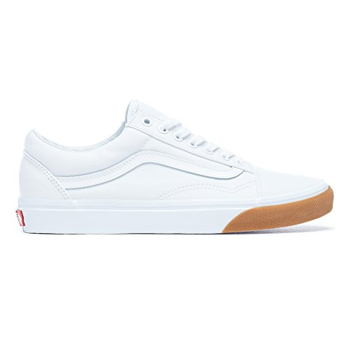 36e9368ee0 Galleon - Vans Old Skool Unisex Adults  Low-Top Trainers (8 Women 6.5 Men M  US
