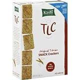 Kashi - Original 7 Grain Crackers (12-9 OZ) - Unique Blend of 7 Whole Grains