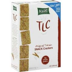Kashi - Original 7 Grain Crackers (12-9 OZ) - Unique Blend of 7 Whole Grains