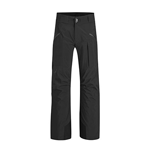 Closeout Ski Boots - Black Diamond Mission Pant - Men's Black Medium (Closeout)