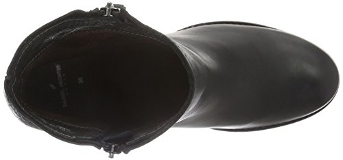 Daniel Hechter Damen Hj67331 Kurzschaft Stiefel Schwarz (schwarz 100)