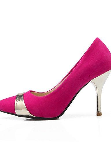 GGX/Damen Schuhe Stiletto Heel Spitz Zulaufender Zehenbereich Pumpe mehr Farbe erhältlich blue-us9 / eu40 / uk7 / cn41