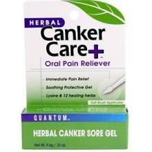 Quantum Chancre Care Plus Oral-douleur, 0,33 once - 6 par cas.