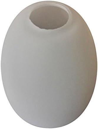 Lampenglas 6191 Ancona Ersatzschirm Schirm Glas Lampenschirm Ersatzglas f/ür Pendelleuchte Tischlampe Leuchte