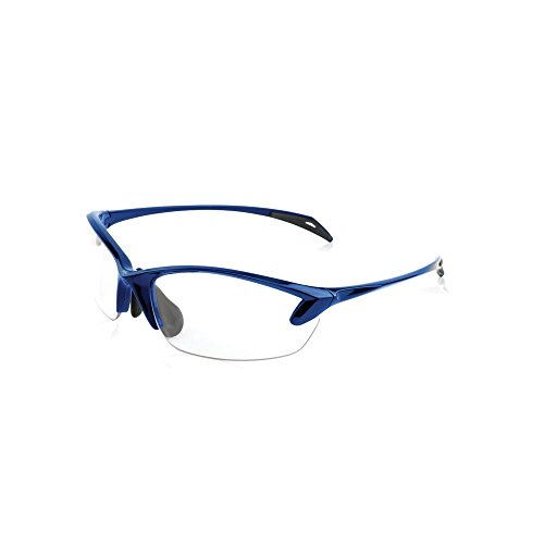 Smith & Wesson Accessories Colonel Women's Half Frame Shooting Glasses with Clear - Frames Stylish Glass