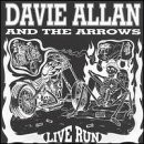 Live Run / Live at Club Westworld by Davie Allan & Arrows