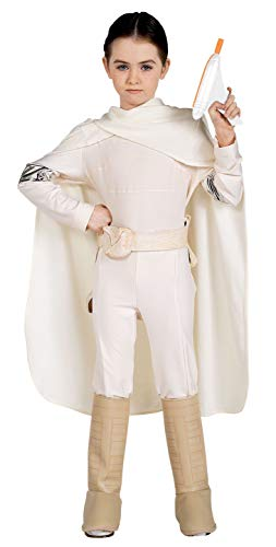 Star Wars Deluxe Padme Amidala Costume, Medium -