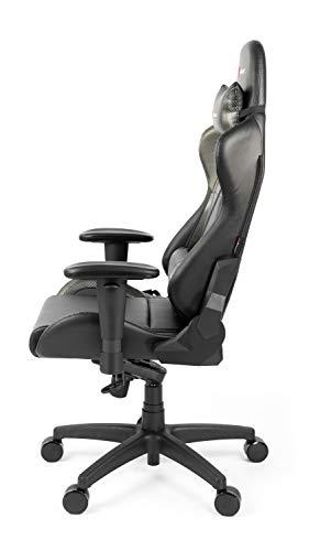 Arozzi Nero Verona V2 sedia da Gaming 50 x 55 x 130