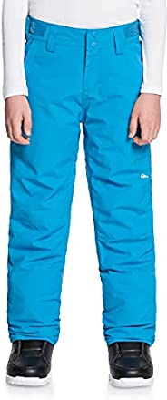 Quiksilver Estate Insulated Snowboard Pant Boys Brilliant Blue