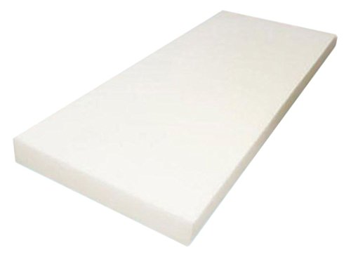 (FoamTouch Upholstery Cushion High Density Standard, Seat Replacement, Sheet, Padding, 3