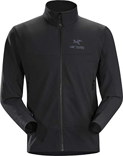 Arc'teryx Gamma LT Jacket Men's (Black, X-Large)