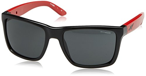 Arnette Witch Doctor Unisex Sunglasses - 2308/87 Gloss Black/Psych - Arnette Doctor Witch