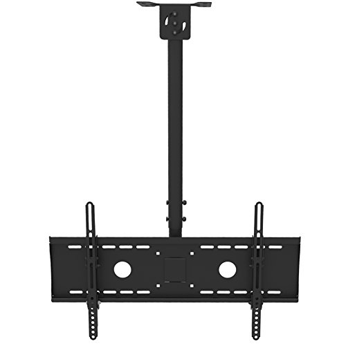 Loctek Cm1 Adjustable Tilting Wall Ceiling Tv Mount Fits