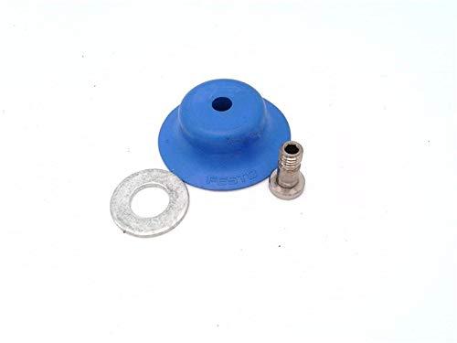 40 MM Dia M6 Male Thread Round Polyurethane FESTO ELECTRIC ESS-40-SU Vacuum//Suction Cup
