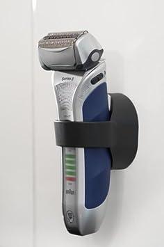 Ligensa - Soporte de pared para afeitadora: Amazon.es: Hogar