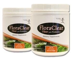 Биологически активный Питательные вещества FloraClear 60 порций