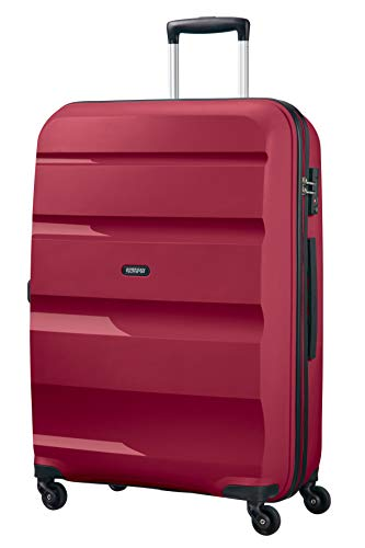 American Tourister Hand Luggage, Red (Burgundy Purple)