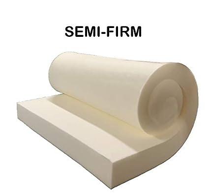 Amazon.com: GoTo - Cojín de espuma para tapicería (5.0 x ...