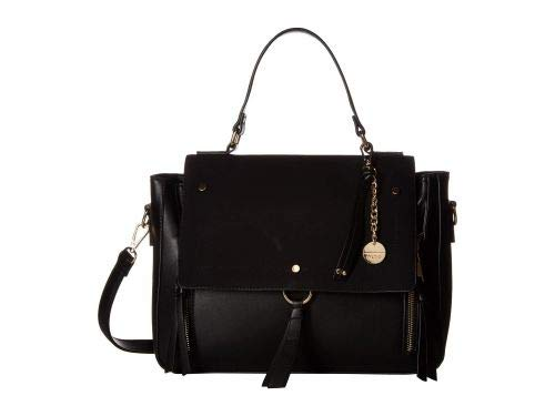 Aldo(アルド) レディース 女性用 バッグ 鞄 ハンドバッグ サッチェル Gochnauer - Black [並行輸入品] B07HVFZT8F