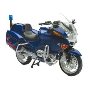 BMW R1200RT Carabinieri Italian Motorcycle 1:18 Model for sale  Delivered anywhere in Canada