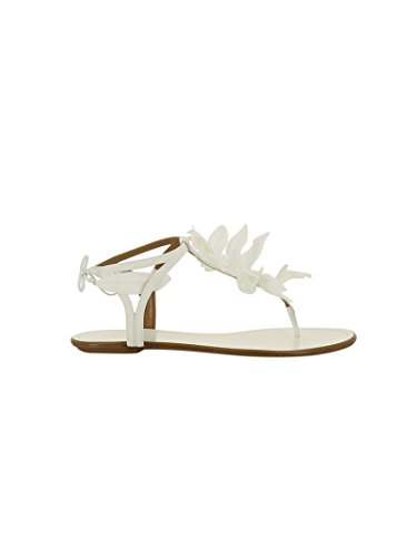 Aquazzura - Sandalias de vestir para mujer blanco Bianco Bianco