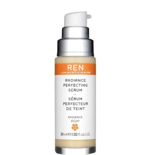 Ren Radiance Perfecting Serum, 1.02 Ounce (Radiance Serum)