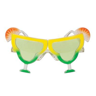 Margarita Sunglasses (Beistle 60409 Margarita Fanci-Frames)