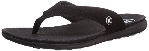 Uomo Scarpe Sandal Free Col da Nero Phantom Black Hurley Shoes Tacco U8gnwAH8q