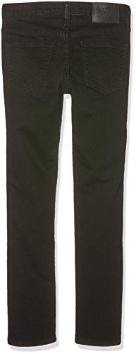Oai l30 Skinny Jeans apparel overdye Black V76 Uomo Attillati W36 Nero Oai Vans OqHx6npwx
