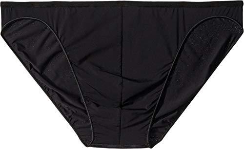 hom Men's Plume Micro Briefs Black X-Large