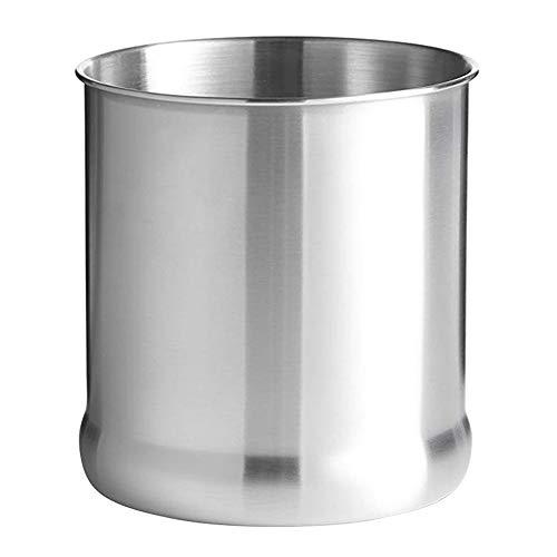 SZUAH Stainless Steel Utensil Holder, Large Capacity Kitchen Utensil Holder, Great for Large Cooking Tools, 7