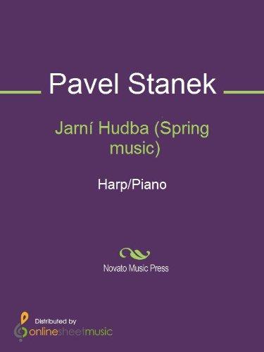 Jarnφ Hudba (Spring music) - Score