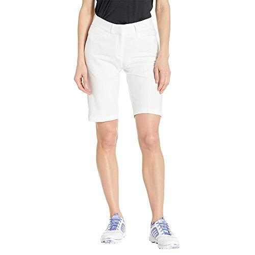 adidas Golf Bermuda Short, White, 8 (Shorts Bermuda Adidas)
