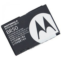 Models V3 Phone Cell Razr - Br50 - Motorola Razr V3 / V3c / V3i OEM Li-ion Battery - Black Battery