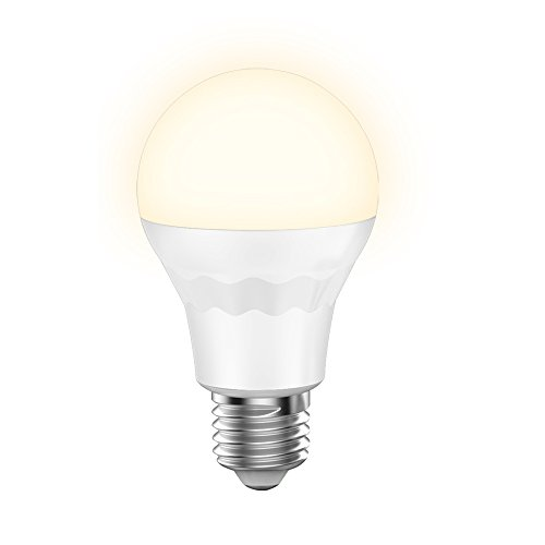 MagicLight WiFi Smart Light Bulb, Soft White (2700K), 60w Equivalent Dimmable Sunrise A19 Smart Light Bulb, No Hub Required, Compatible with Alexa & Google Home Assistant