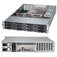 SUPERMICRO CSE-826BE16-R920LPB / SuperChassis CSE-826BE16-R920LPB 920W 2U Rackmount Server Chassis (Black)